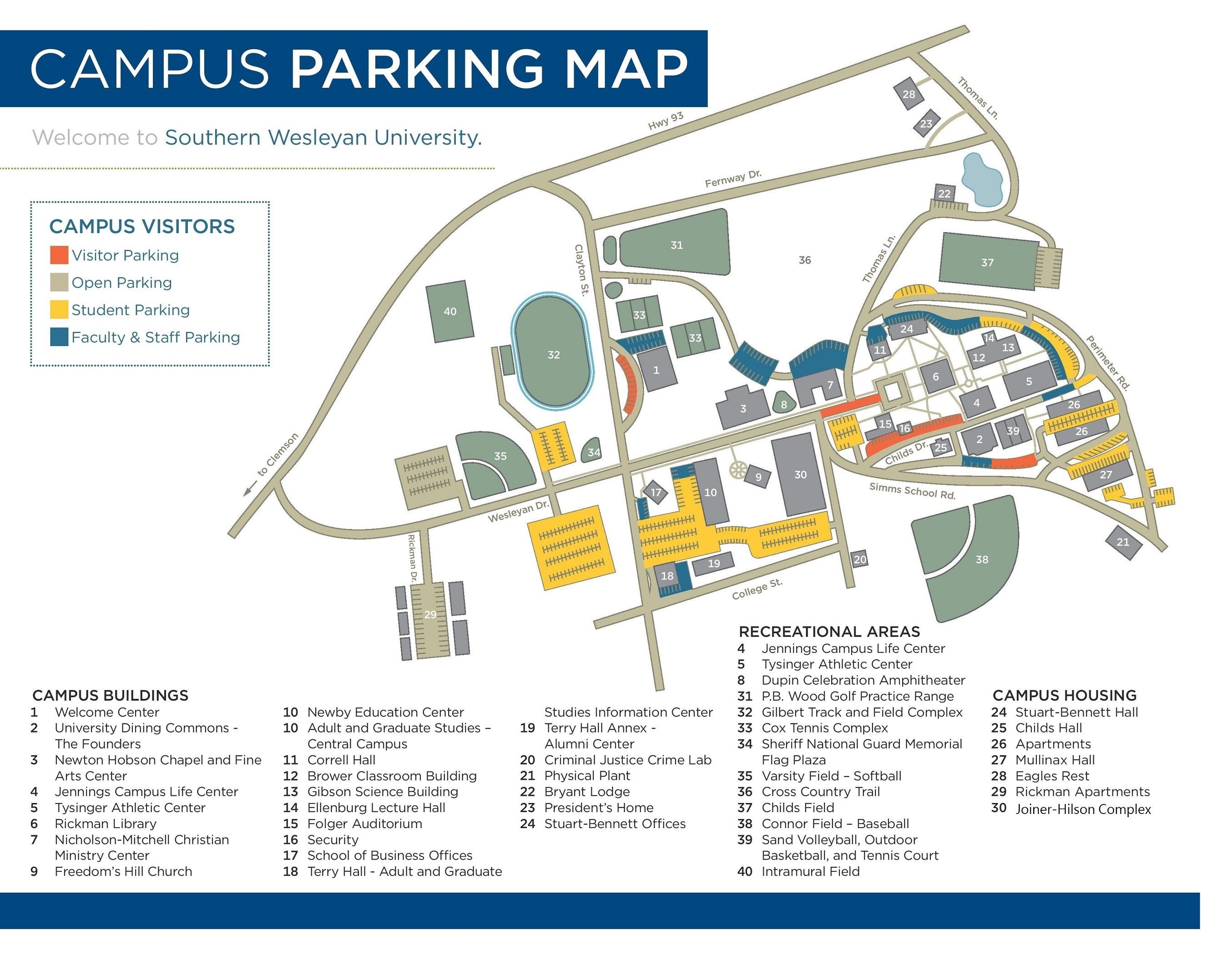 Parking - Main View | Parking Information and Vehicle ... on transportation center, book center, water center,